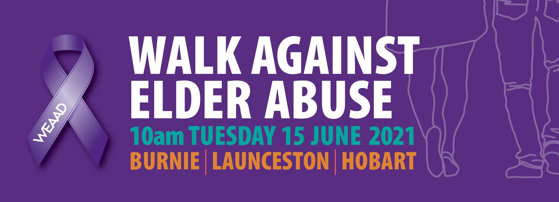 COTA Walk Against Elder Abuse